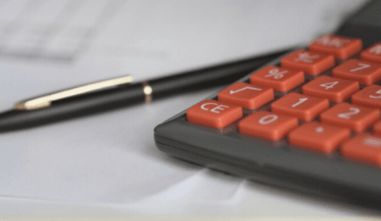 A calculator set out to calculate emotional distress damages