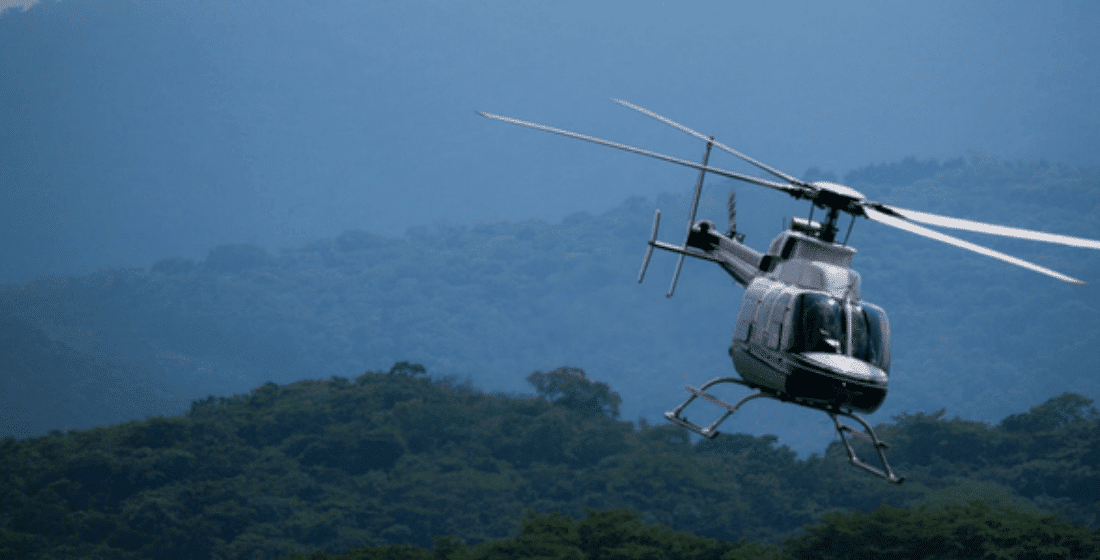 a hawaii helicopter tour