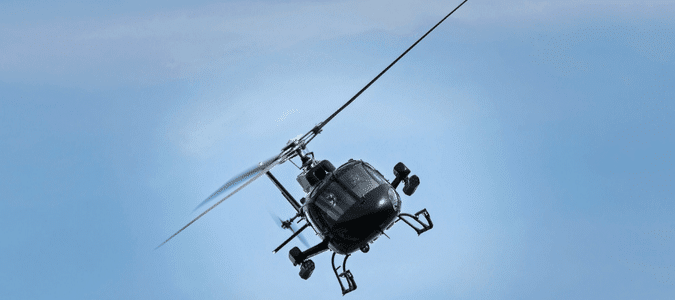 Causes of helicopter crashes